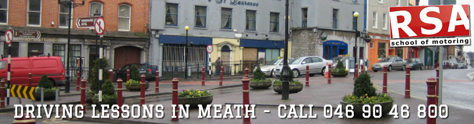 driving lessons meath