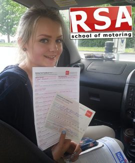Pass your test in Carnaross